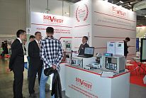 Large and efficient. Sovtest ATE at ExpoElectronica 2018