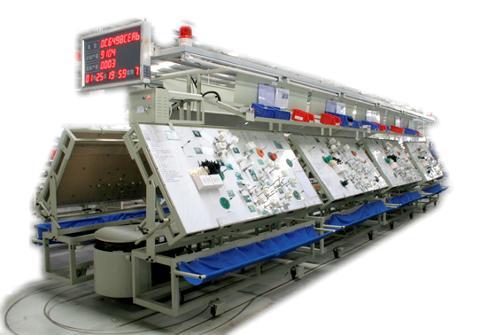Конвейеры для сборки фольксваген транспортер v