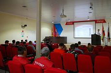 Sovtest ATE held a seminar on vibration testing