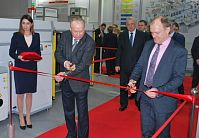 "Grand opening of ""Sensors and Systems"" manufacturing plant"