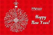 «Sovtest ATE» wishes you Merry Christmas and Happy New Year!