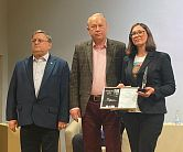 «Sovtest ATE» executive director awarded the superior journalists